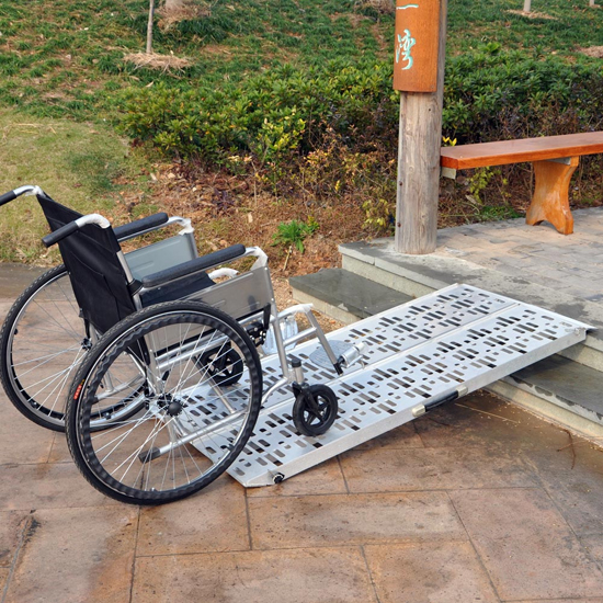 Folding Ramps Wheelchair Ramps